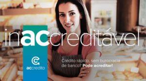 ACIP oferece crédito rápido, sem intermediários, através da ACCrédito.